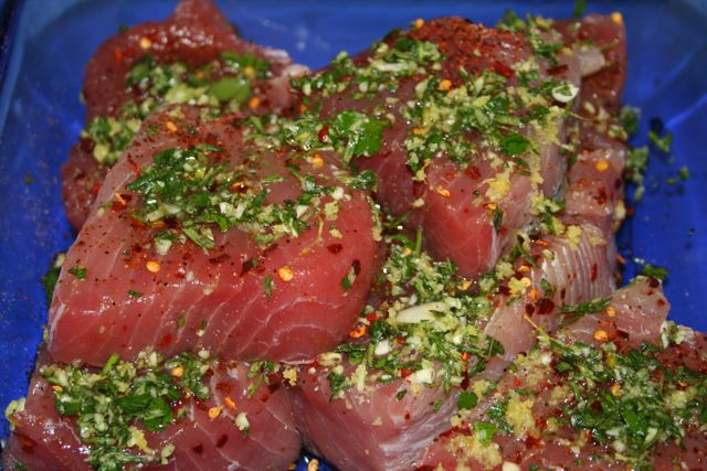 The Fresh Factor Tuna Guam