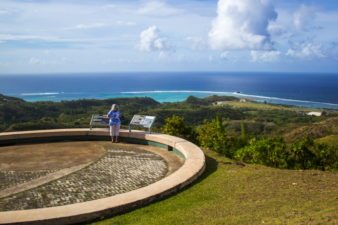 Asan Bay Overlook Guam