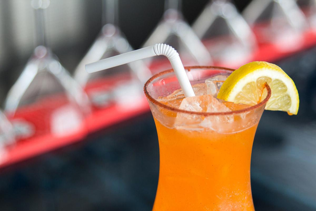 Sea Grill cocktail, Guam