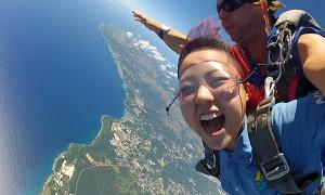 Skydive Guam Adventure Activities