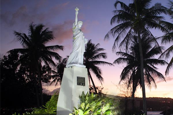 Statue Of Liberty Hagatna Guam