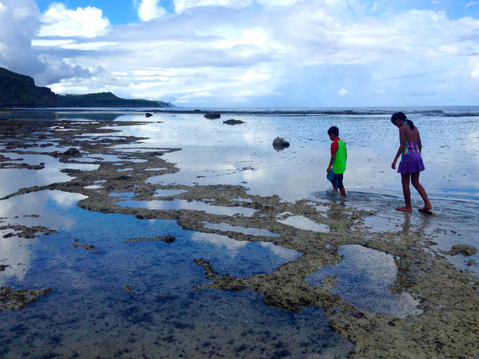 Kids Reef Tagachang Beach Guam