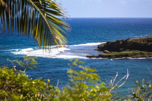 Blue Talofofo Bay Guam