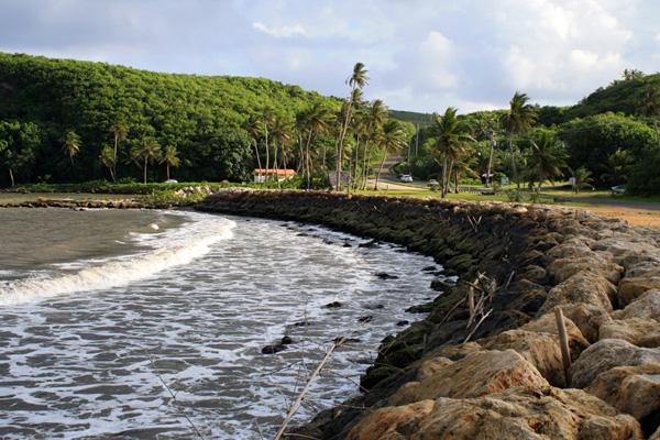 Coast Talofofo Bay Guam