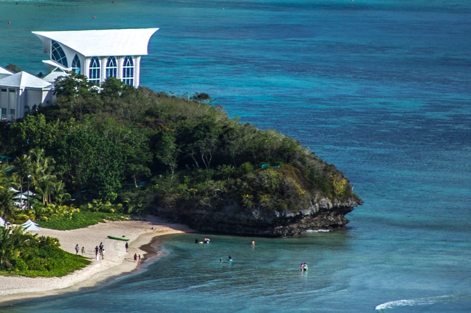 Chapel Two Lovers Point Guam