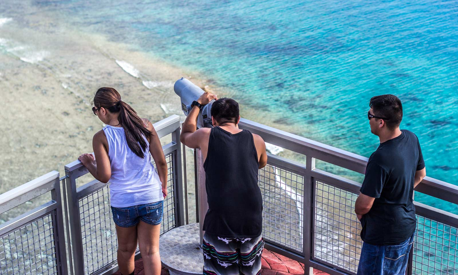 Two Lover Point, Guam