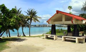 Ypao Beach Guam